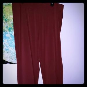 Laura Scott wide leg pants